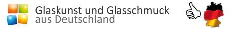 Modeschmuck aus Glas von deutschen Herstellern