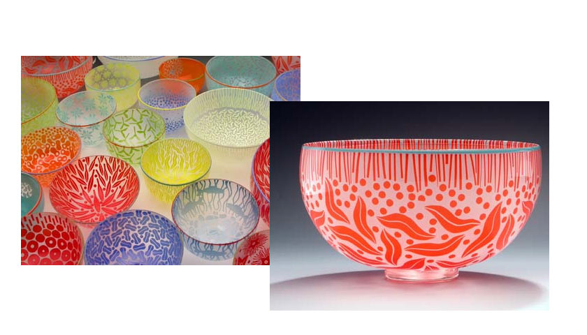 Glaskunst vom Künstler Cornelius Reer